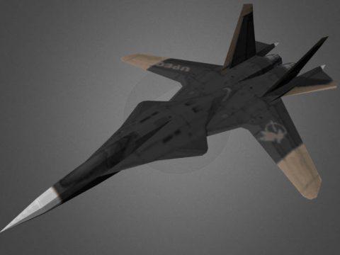 Su-43 (UPEO) Ace Combat 3
