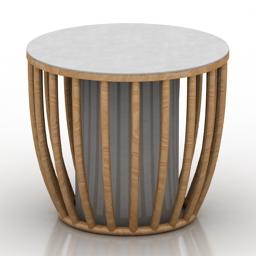 Table Expormim 3d model
