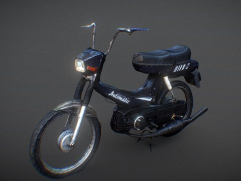 1978 Puch Moped Hero