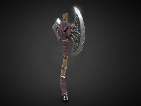 2DAE04 Scultping Axe