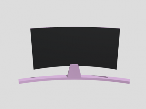 Basic Curved Monitor