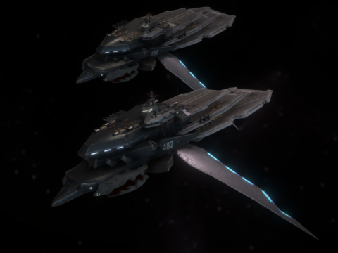 Battleship of Cicada
