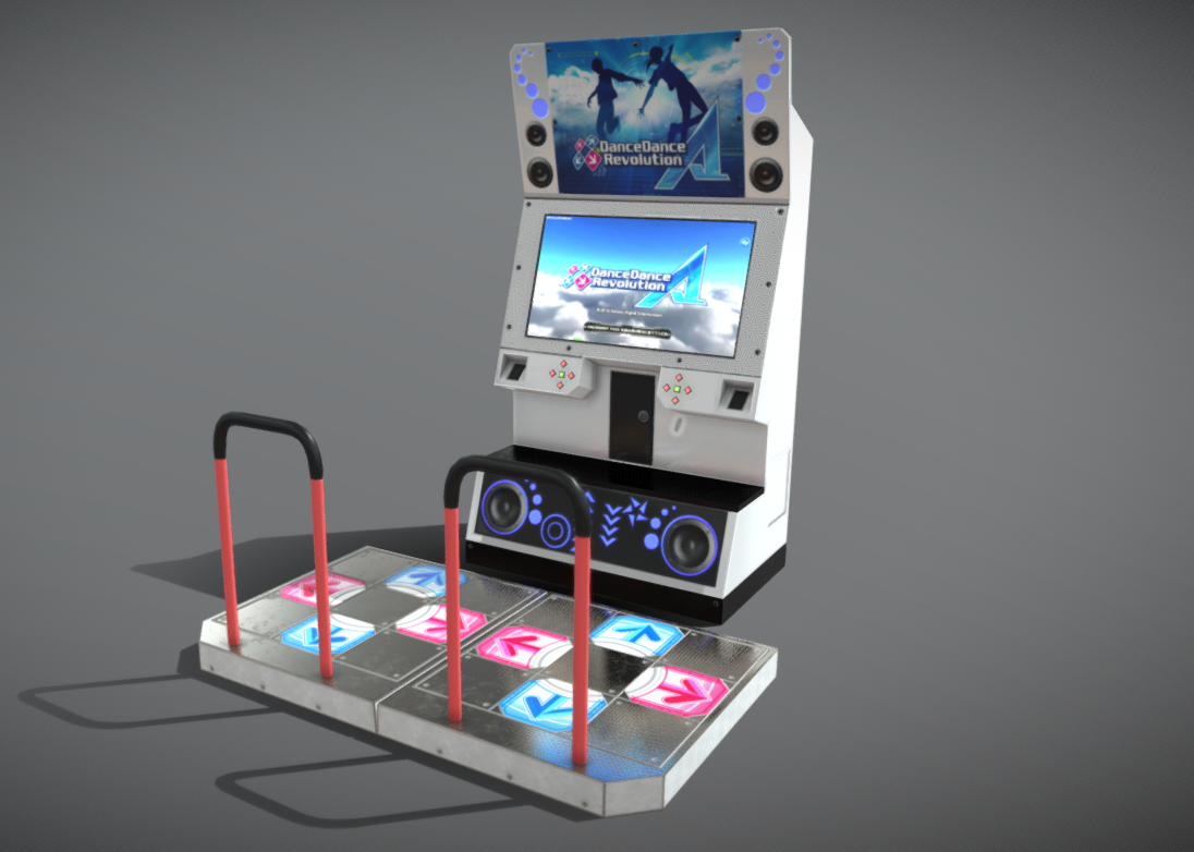 DDR-A Cabinet