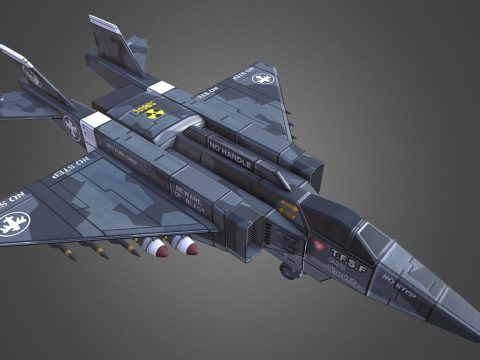 Federation Interceptor F-79E Rota