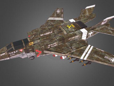 Federation Strike Fighter F-79G