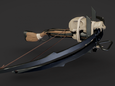 Feral one's crossbow