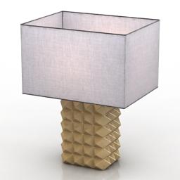 Lamp 3d model free