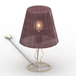 Lamp Form 3d model