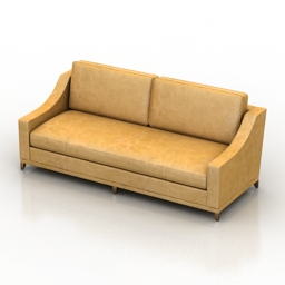 Sofa Veston Dantone home 3d model