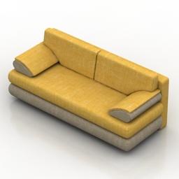Sofa z 3d model