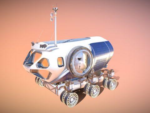 [MMSEV] Space Exploration Vehicle (SEV)