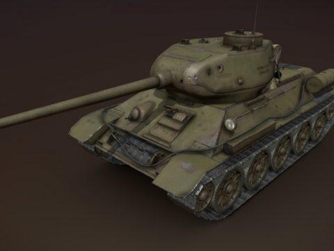 """T-34 """"Intrepid"""""""