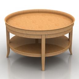 Table Misendemeure 3d model