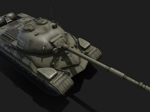 Tank T-10M