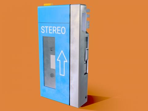 Walkman Cassete Player
