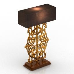 Reading lamp 3d model