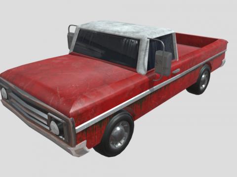 70s Pickup truck
