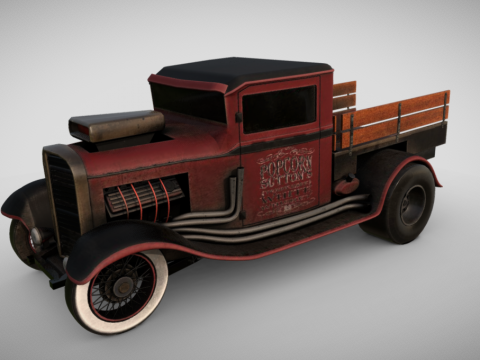 Bootlegger Truck Grime Version