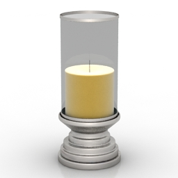 Candlestik 3d model