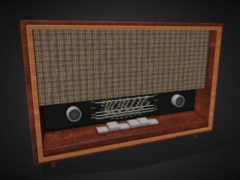 Carmen 3 S-632A2 Radio 1963