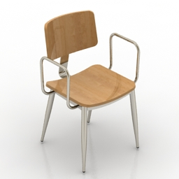 Chair tsinos 3d model