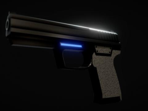 Cyberpistol Corp 2m