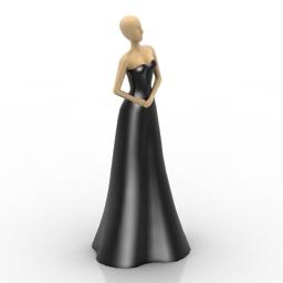 Figurine 3d model