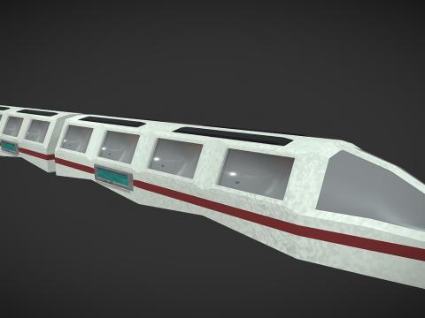 Hover Train