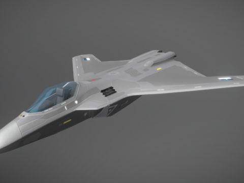 5 Gen Fighter