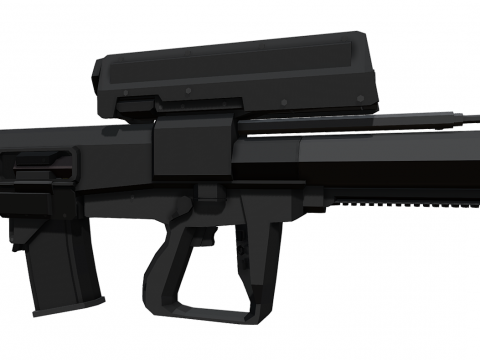 Low-Poly XM25 CDTE