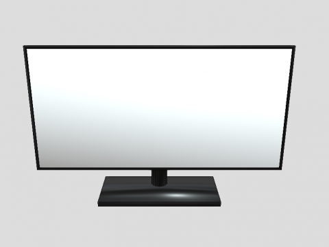 Monitor Bezelless