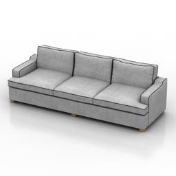 Sofa Stamford Dantone home 3d model
