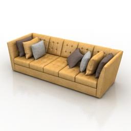 Sofa cls 3d model
