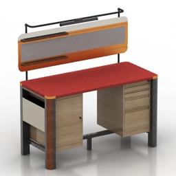 Table INFORCE 3d model