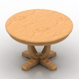 Table tenbi Dantone hom 3d model