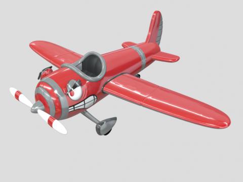 Aerobatic Air plane