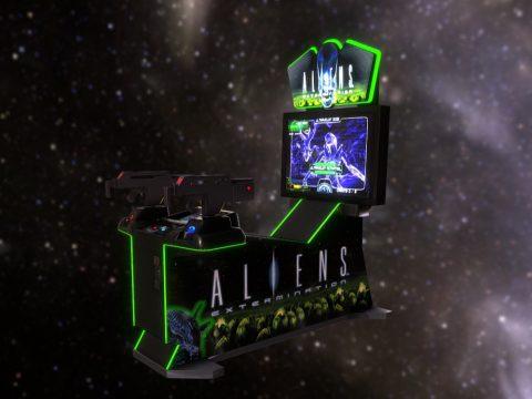 Alien Extermination (Joseph St.Arnault)