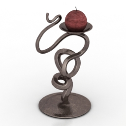 Candlestick 3d model