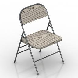 Chair Base 3d model