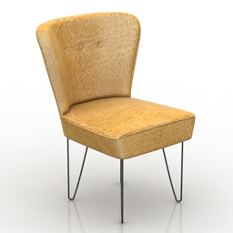 Chair Kare Florida 3d model