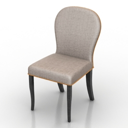 Chair Kouz Dantone home 3d model