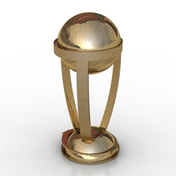 Cricket World Cup 3d model
