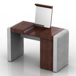 Dressing table Ankona Dream Land 3d model