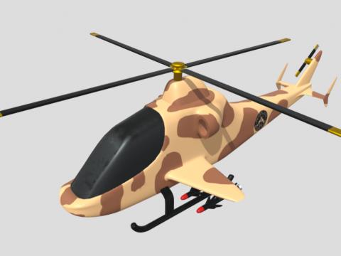 Helicópter