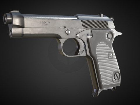 Helwan Brigadier - Beretta M1951 Pistol