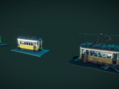 Homework trams