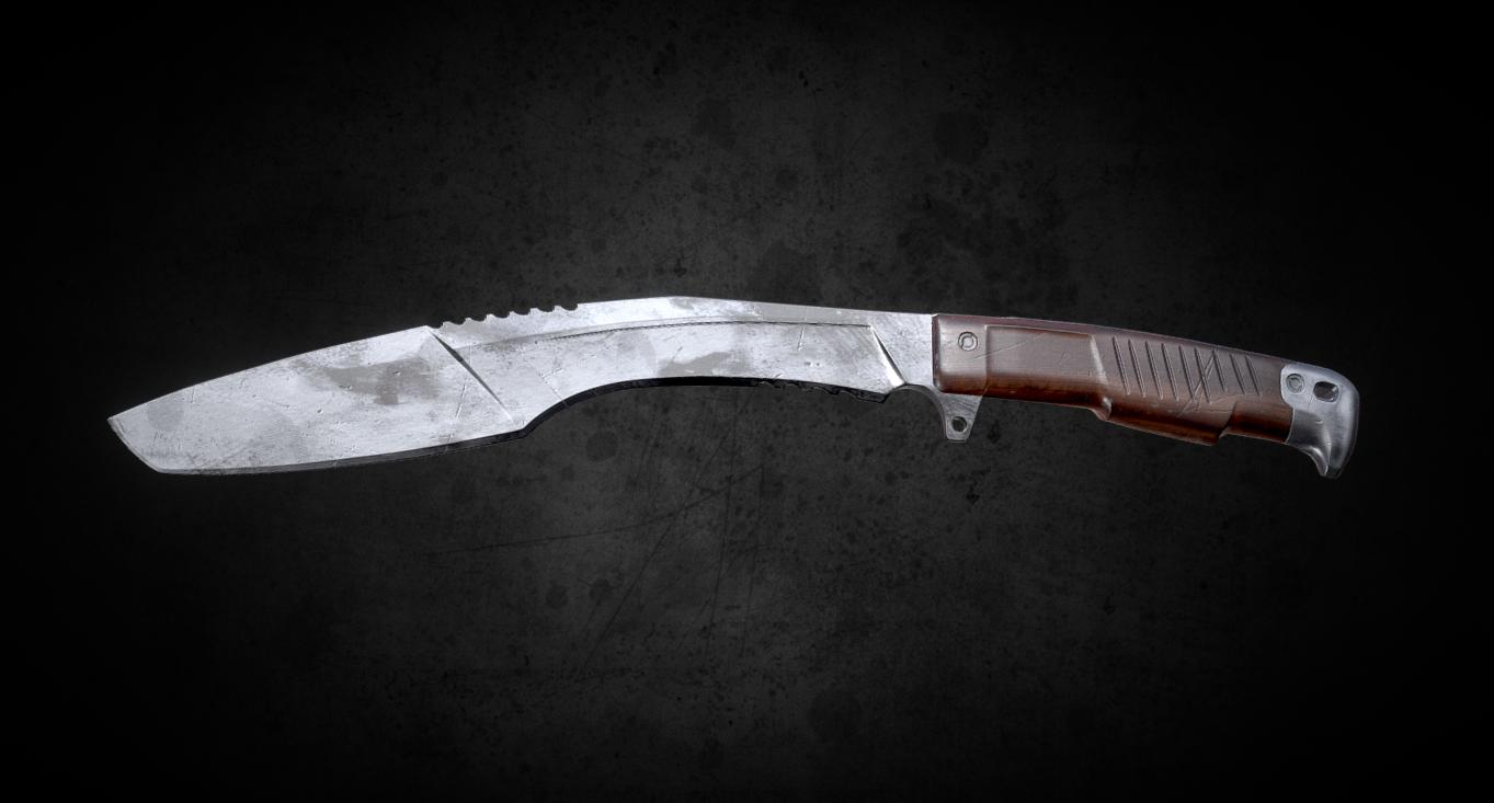Kukri knife