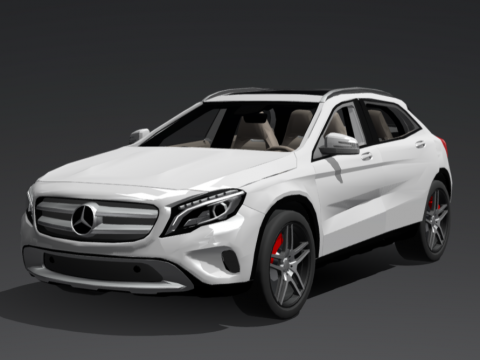 Mercedes-Benz GLA-220 AMG