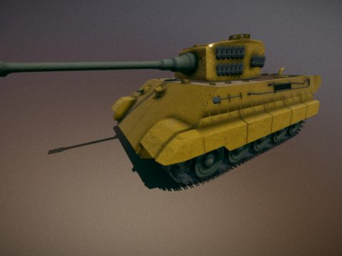 Panzer VI Tiger II