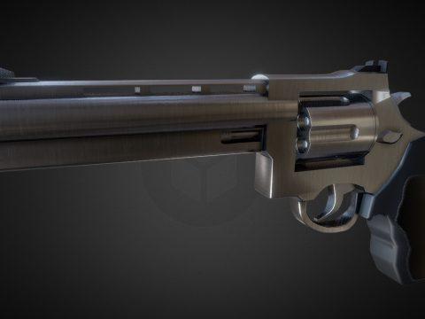 Revólver Mk2